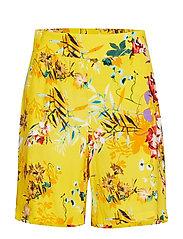 DHAlicia Shorts All Over Printed - DAFODIL PRINT