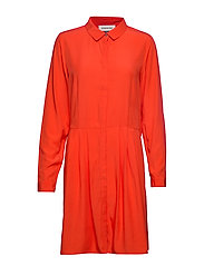 DHMolly Dress - FIESTA RED