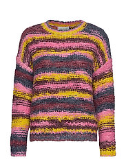 DHAria Knit Pullover - MULTI COLOUR