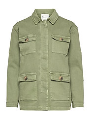 20 THE ARMY JACKET - DUSTY OLIVE