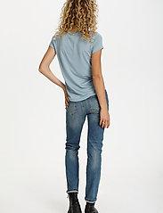 Denim Hunter - 16 THE MODAL TEE - t-shirts - ashley blue - 4