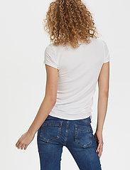 Denim Hunter - 16 THE MODAL TEE - t-shirts - optical white - 5