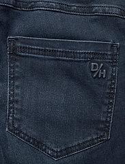 Denim Hunter - 33 THE CELINA HIGH STRAIGHT CUSTOM - straight regular - dark blue wash - 4