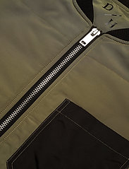 Denim Hunter - DHGrue Short Jacket - bomber jakker - dusty olive - 2
