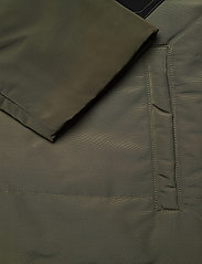 Denim Hunter - DHGrue Short Jacket - bomber jakker - dusty olive - 3