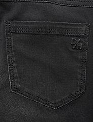 Denim Hunter - 40 THE CELINAZIP TORN CUSTOM - skinny jeans - black wash - 6