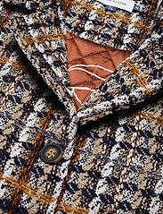 Denim Hunter - DHTwigg Jacket - wool jackets - hazel checks - 5