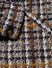Denim Hunter - DHTwigg Jacket - wool jackets - hazel checks - 6