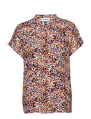 DHFleur SS Shirt - WILD ASTER