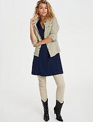 Denim Hunter - DHBlake Shirt - kleding - plaza taupe washed - 0