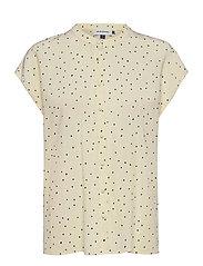 DHMaya SS Shirt - AFTERGLOW DOT PRINT