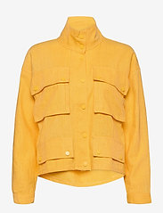 Denim Hunter - DHRafaela Short Jacket - lichte jassen - dafodil - 1
