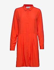 Denim Hunter - DHMolly Dress - paitamekot - fiesta red - 0