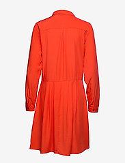 Denim Hunter - DHMolly Dress - paitamekot - fiesta red - 1