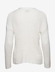 Denim Hunter - DHOlive Knit Cardigan - neuletakit - whisper white - 1