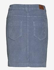 Denim Hunter - DHMolly Skirt - lyhyet - ashley blue - 1