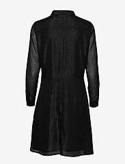 Denim Hunter - DHMollyMy Dress - shirt dresses - black - 1