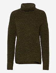 11 THE KNIT ROLLNECK - FOREST NIGHT