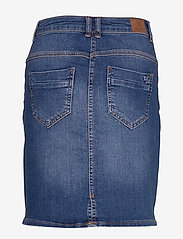 Denim Hunter - 12 THE DENIM SKIRT - jeanskjolar - medium blue wash - 1