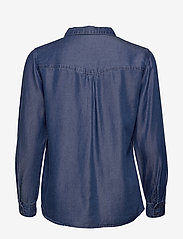 Denim Hunter - 15 THE DENIM SHIRT - jeansskjortor - denim blue - 2