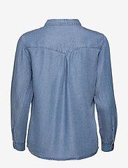 Denim Hunter - 15 THE DENIM SHIRT - jeansskjortor - light denim blue - 2