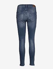 Denim Hunter - 31 THE CELINAZIP CUSTOM - slim jeans - medium blue vintage wash - 1