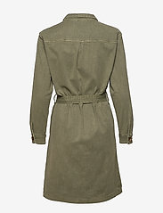 Denim Hunter - DHAlto Shirtdress - shirt dresses - dusty olive - 1