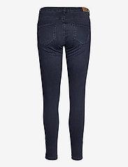 Denim Hunter - 40 THE CELINAZIP TORN CUSTOM - skinny jeans - dark blue wash - 1