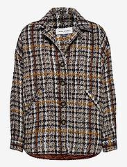 Denim Hunter - DHTwigg Jacket - wool jackets - hazel checks - 0