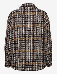 Denim Hunter - DHTwigg Jacket - wool jackets - hazel checks - 2
