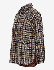 Denim Hunter - DHTwigg Jacket - wool jackets - hazel checks - 3