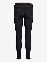 Denim Hunter - 31 THE CELINAZIP TENNA CUSTOM - slim jeans - dark blue un-wash - 1