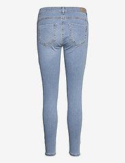 Denim Hunter - DHCillezip Custom - skinny jeans - light blue wash - 1