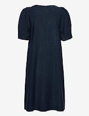 Denim Hunter - DHLouisa Dress - vardagsklänningar - total eclipse - 2