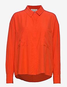 DHMolly Shirt - FIESTA RED