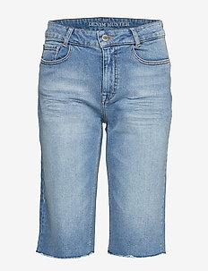 DHIsla High Long Shorts Custom - VINTAGE WASH