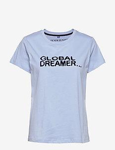 DHRio Dreamer Tee - BRUNNERA BLUE