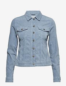 DHMolly Jacket - ASHLEY BLUE