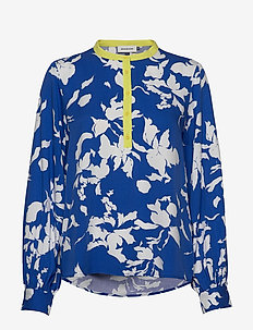 DHFlorence Blouse - DAZZLING BLUE