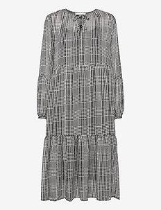 DHAllie Dress - midiklänningar - black
