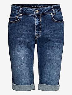 DHOfelia Malika shorts custom - denim shorts - medium blue wash