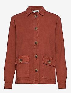 DHAlto Jacket - vestes legères - redwood