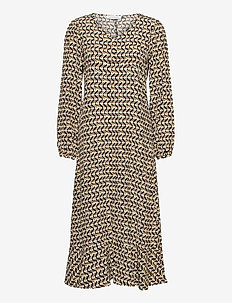 DHMaylo Dress - robes midi - graphic print