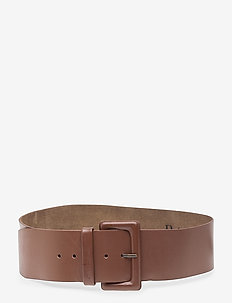 DHLeather Belt - riemen - tortoise shell