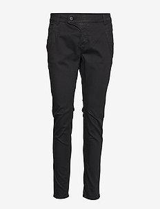 Fibbi Free - spodnie rurki - black