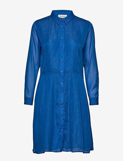 DHMollyMy Dress - midi kjoler - victoria blue