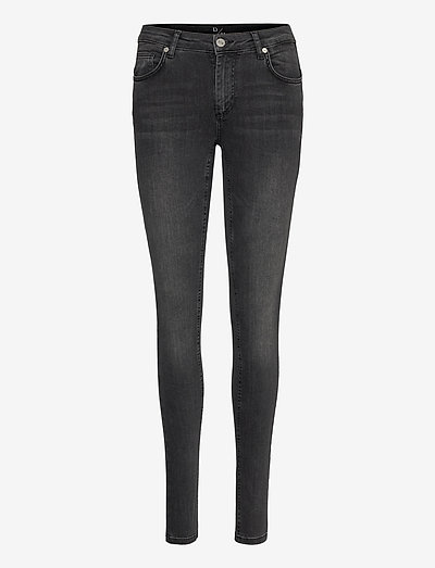 32 THE CELINA LONG CUSTOM - slim jeans - medium grey wash