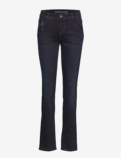 Cape High Custom - straight jeans - wash