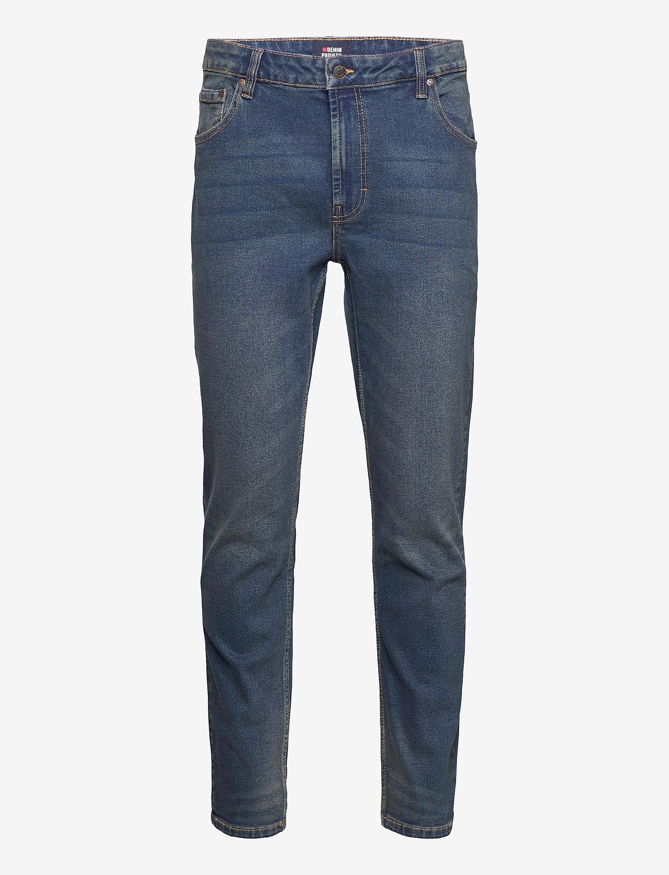Denim project - Mr. Red - slim jeans - 045 vintage blue - 0