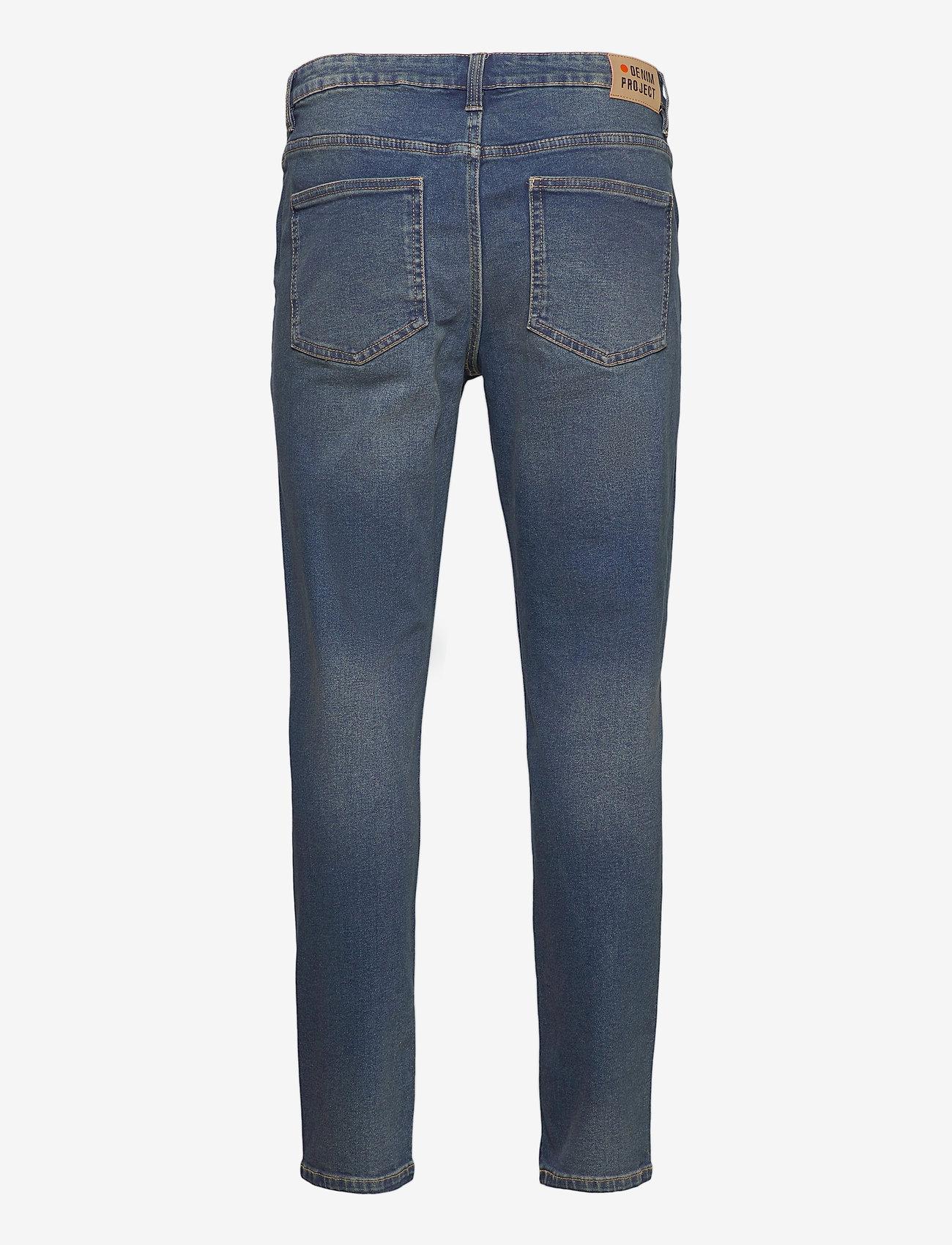 Denim project - Mr. Red - slim jeans - 045 vintage blue - 1